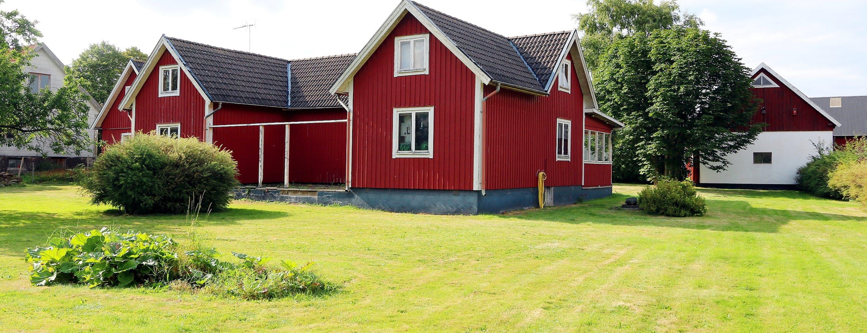 Kålhagsgatan 2 Tomteby