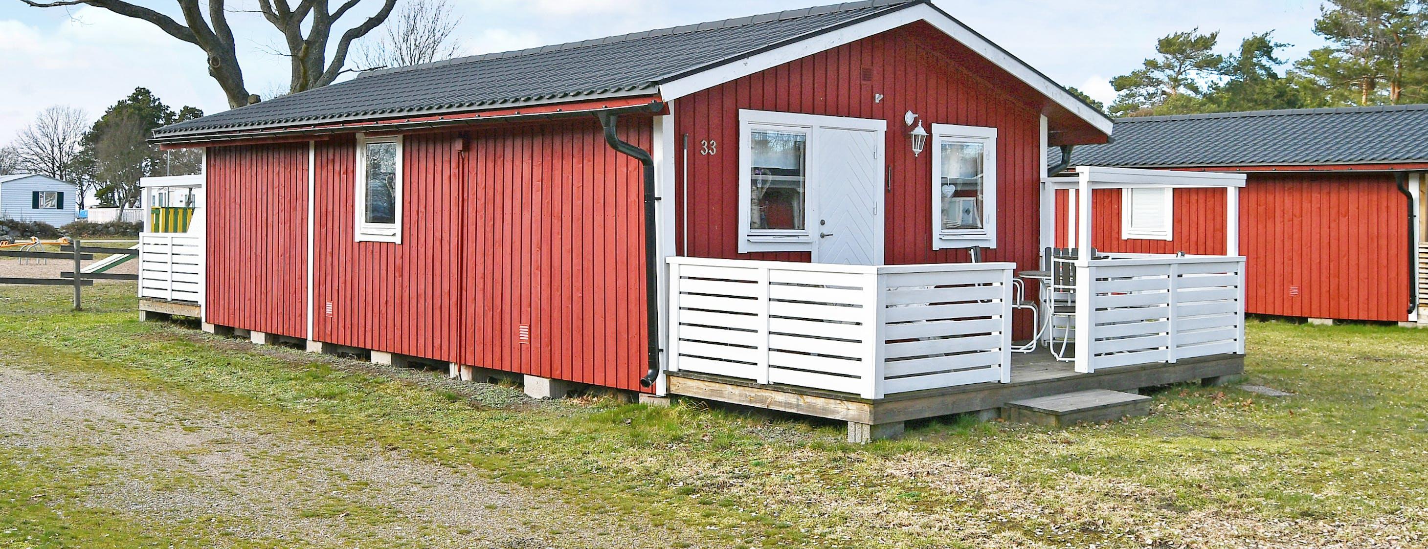 Stuga 33 Ekerums Camping