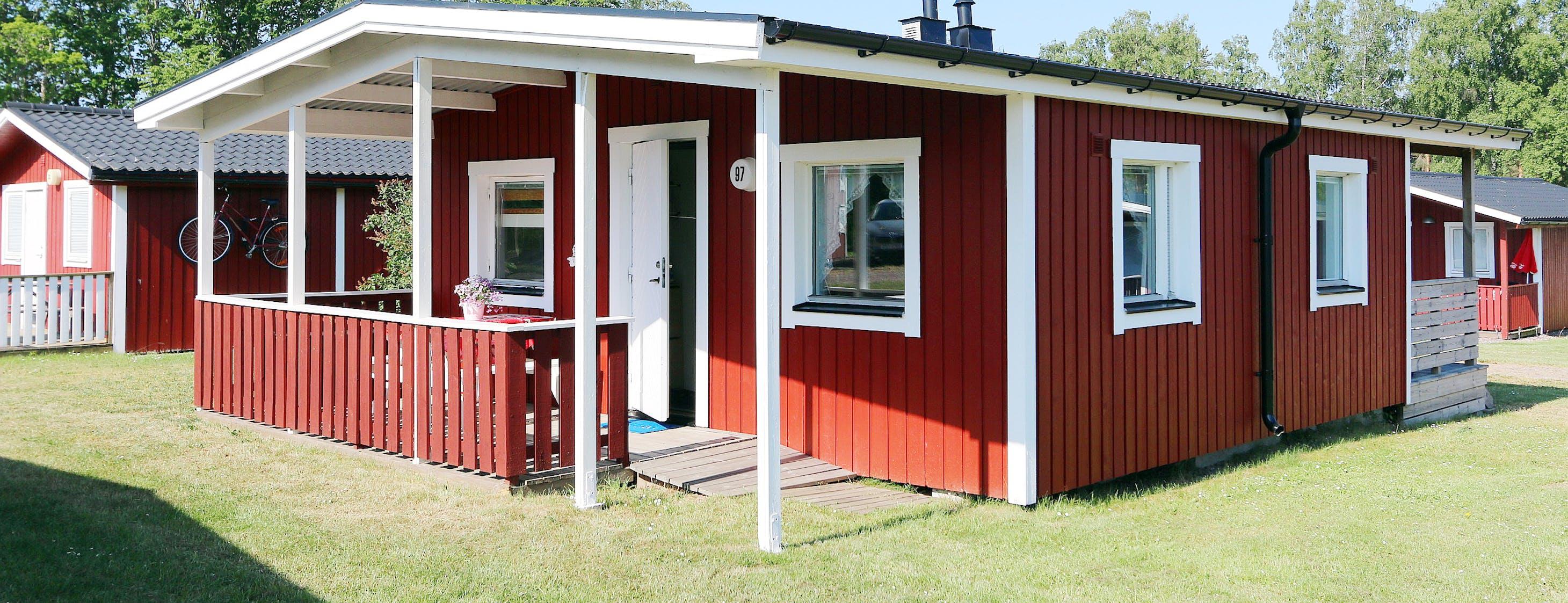 Stuga 97 - Ekerum Camping Ekerum Camping