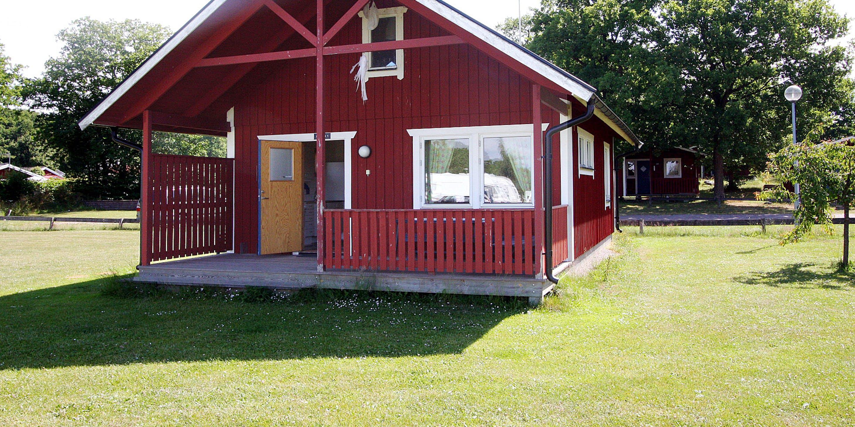 Semestervägen Eriksöre Camping